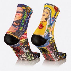 Αθλητικές Κάλτσες Fun Monasock