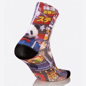 Αθλητικές Κάλτσες Fun Wild Panda