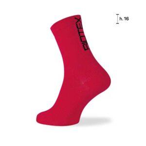 Αθλητικές Κάλτσες Pro της Biotex Κόκκινο
