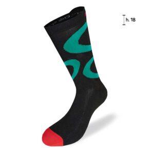 Αθλητικές Κάλτσες Win της Biotex Πράσινο