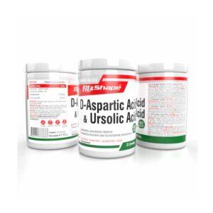Αμινοξέα σε Σκόνη D-Aspartic acid & Ursolic acid - 100g
