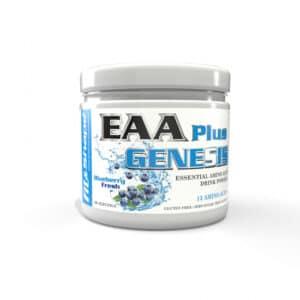 Αμινοξέα σε Σκόνη Genesis EAA Plus 310g Blueberry Fresh