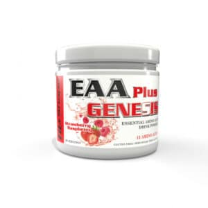 Αμινοξέα σε Σκόνη Genesis EAA Plus 310g Strawberry Raspberry