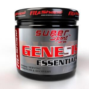 Αμινοξέα σε Σκόνη Genesis Essentials 200gr της Fit & Shape