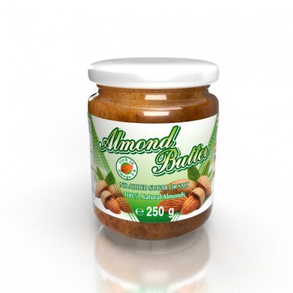 Βούτυρο Αμυγδάλου Almond Butter 100% Φυσικό 250gr της Fit & Shape