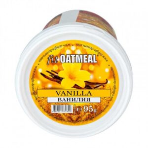 Γεύμα Βρώμης με Πρωτεΐνη fit Oatmeal 95gr της Fit & Shape Vanilla Heaven