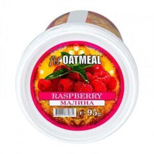 Γεύμα Βρώμης με Πρωτεΐνη fit Oatmeal 95gr της Fit & Shape Wild Raspberries