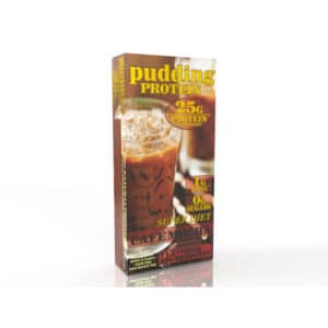 Γεύμα Πρωτεΐνης Protein Pudding Super Diet 50gr της Fit & Shape Cafe Mocha