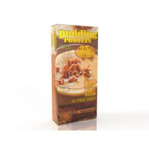 Γεύμα Πρωτεΐνης Protein Pudding Super Diet 50gr της Fit & Shape Chocolate Caramel