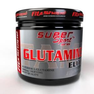 Γλουταμίνη σε Σκόνη 300gr της Fit & Shape