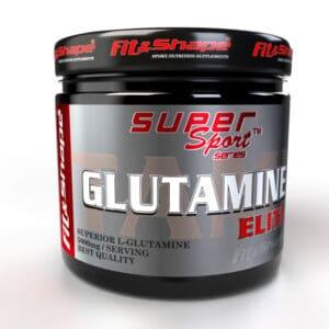 Γλουταμίνη σε Σκόνη 500gr της Fit & Shape