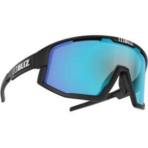 Γυαλιά Ποδηλασίας Fusion Black με Blue Multi Φακό από την Bliz