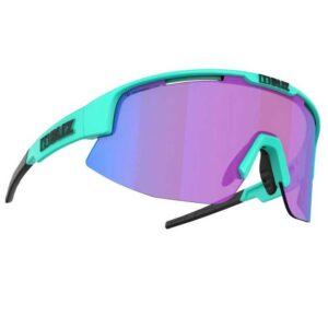 Γυαλιά Ποδηλασίας Matrix Nano Nordic Light Turquoise με Violet-Blue Φακό της Bliz