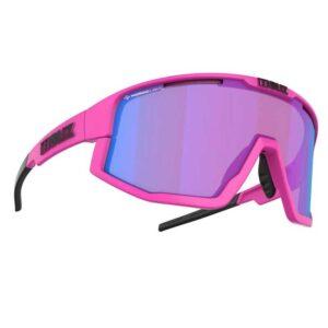 Γυαλιά Ποδηλασίας Nano Nordic Light Pink με Violet-Blue Φακό της Bliz