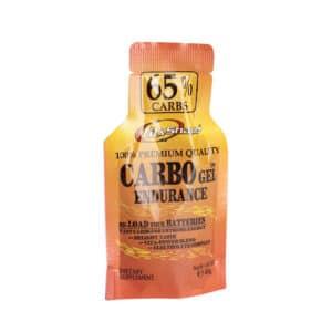 Ενεργειακό Τζελ CARBO GEL ® ENDURANCE 40gr της Fit & Shape