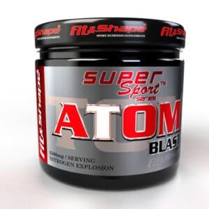 Ενισχυτικό Αμινοξέων ATOM Blast® 200gr της Fit & Shape