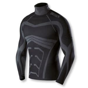 Ισοθερμική Μπλούζα Lupeto Limitless Μαύρη