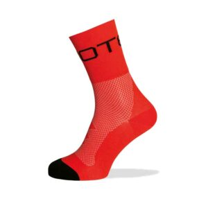 Κάλτσες Αθλητικές Fun της Biotex Κόκκινο
