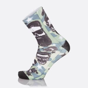 Κάλτσες Ποδηλασίας Fun Hipster New της MB Wear