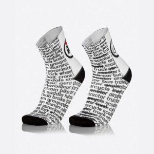 Κάλτσες Ποδηλασίας Fun Priority της MB Wear