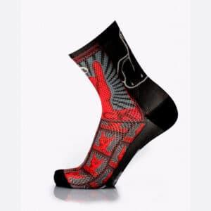 Κάλτσες Ποδηλασίας Fun Rock n Roll της MB Wear