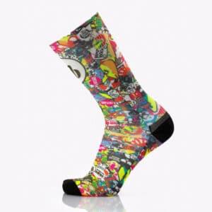 Κάλτσες για Τρέξιμο MB Trek Fun Astrato της MB Wear