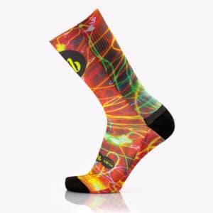 Κάλτσες για Τρέξιμο MB Trek Fun Cometa της MB Wear