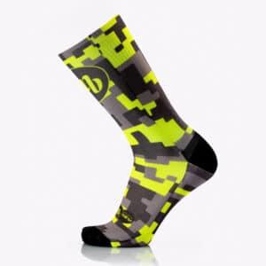 Κάλτσες για Τρέξιμο MB Trek Fun Tetris της MB Wear