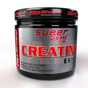 Κρεατίνη σε Σκόνη Creatine Monohydrate 300gr της Fit & Shape