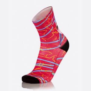 Ποδηλατικές Κάλτσες Fun Wild Shark της MB Wear