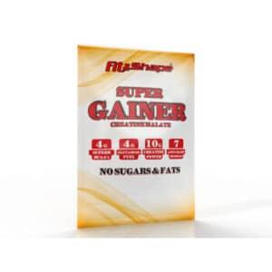 Πρωτεΐνη Όγκου + Κρεατίνη σε Σκόνη 50gr Φακελάκι Super Gainer της Fit & Shape
