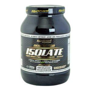 Πρωτεΐνη & Αμινοξέα σε Σκόνη Dominator 100% Whey Isolate 900gr Milkshake