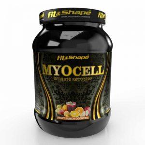 Πρωτεΐνη & Αμινοξέα σε Σκόνη MyoCell® 1260gr Fruit Punch Cocktail
