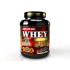 Πρωτεΐνη σε Σκόνη Pure WHEY Iso GOLD 2270gr της Fit & Shape cookies and cream