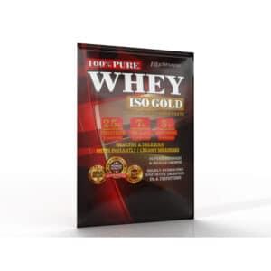 Πρωτεΐνη σε Σκόνη Pure WHEY Iso GOLD 30gr Φακελάκι της Fit & Shape