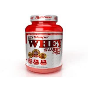 """Πρωτεΐνη σε Σκόνη WHEY """"SUPER SPORT"""" 2270gr της Fit & Shape"""