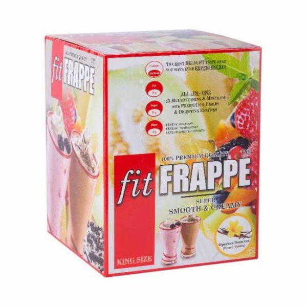 Ρόφημα Πρωτεΐνης fitFRAPPE® 10 x 40gr της Fit & Shape