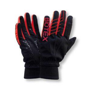 Χειμερινά Γάντια Superwarm της Biotex Κόκκινο