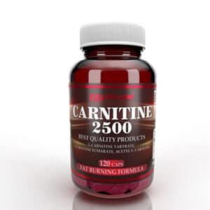 Καρνιτίνη 2500 120 Caps της Fit & Shape