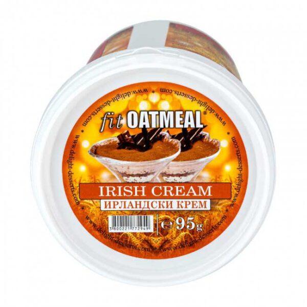 fit oatmeal Irish cream