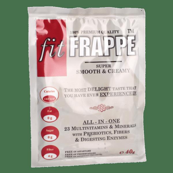 fitfrappe sachet