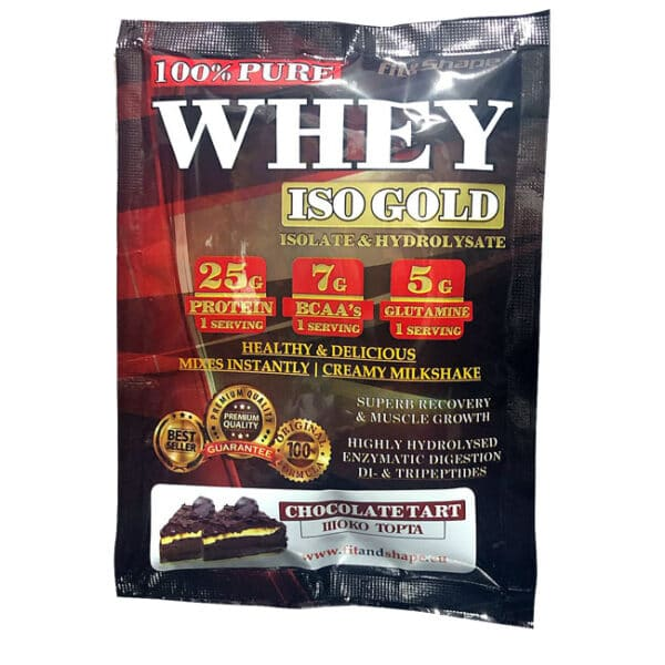 whey iso gold