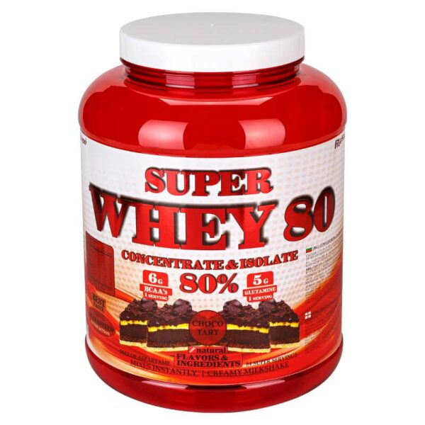 super whey 80