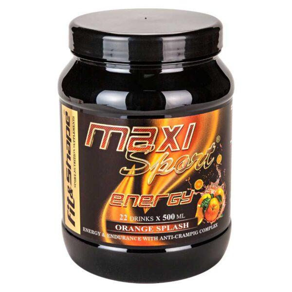 Maxi sport energy orange splash